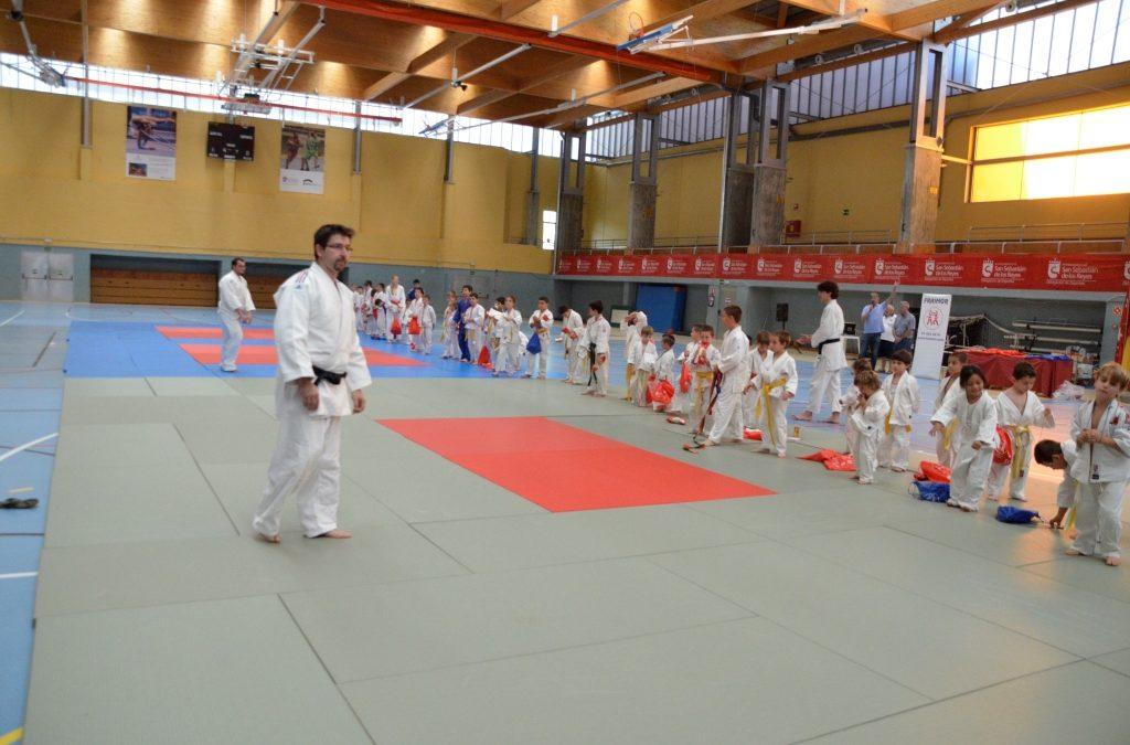 JJMM de San Sebastian de los Reyes Curso 2014/2015