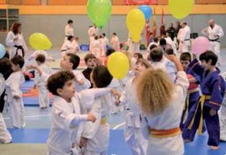 """Juegos Municipales de Judo 2015 en la revista mensual """"La Plaza"""""""
