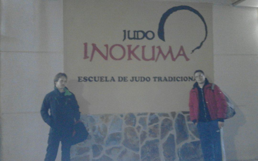 Visita al Gimnasio Inokuma