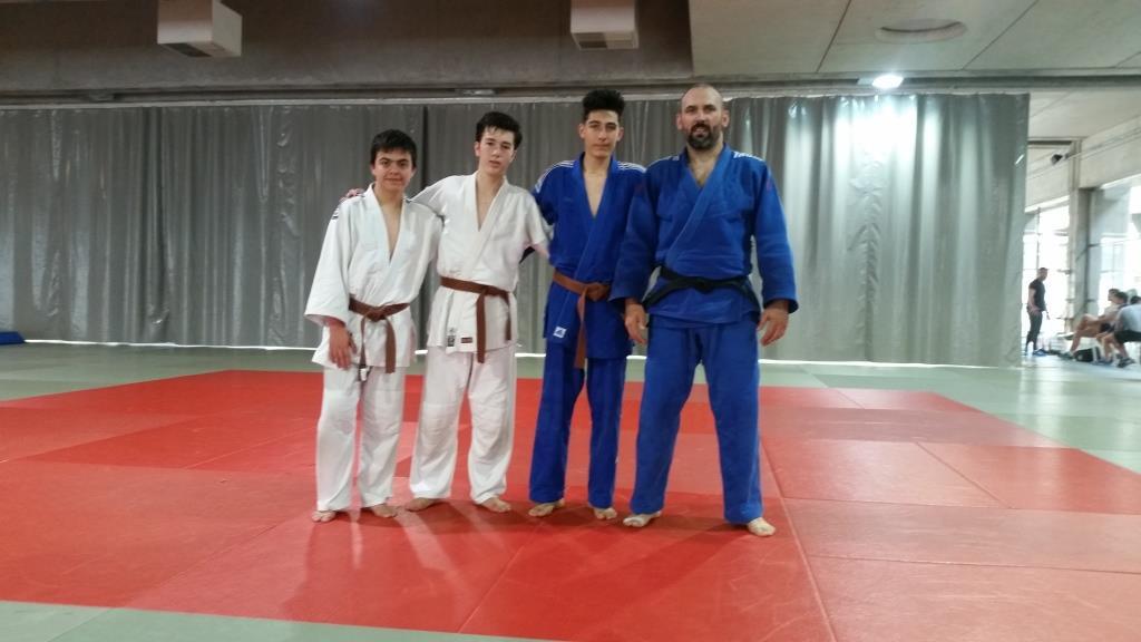 Ultimo entrenamiento federativo de la  temporada