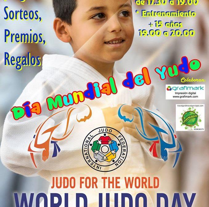 Dia mundial del Judo