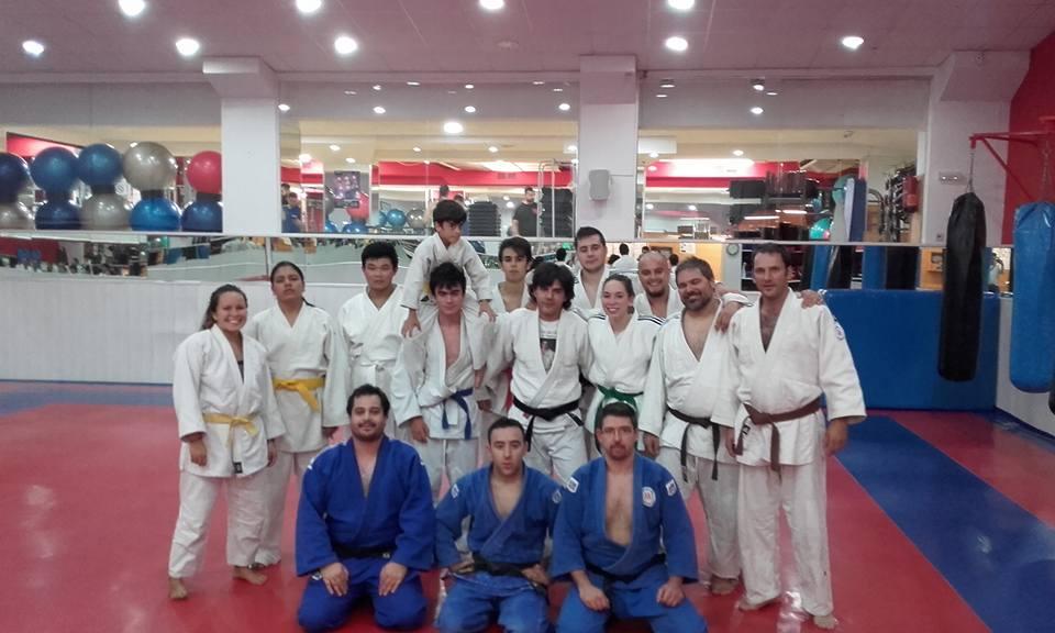 Visita a Judo Kitaro