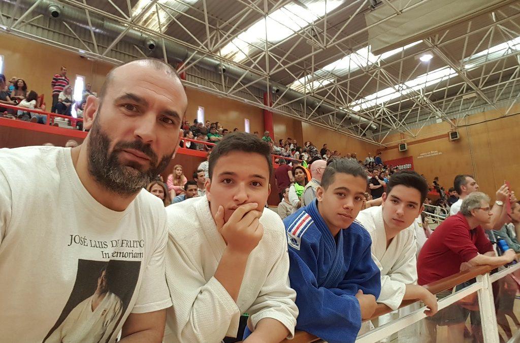 Campeonato Técnica de Oro en Rivas-Vaciamadrid