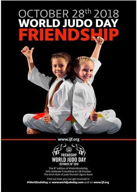 28 de Octubre, World Judo Day