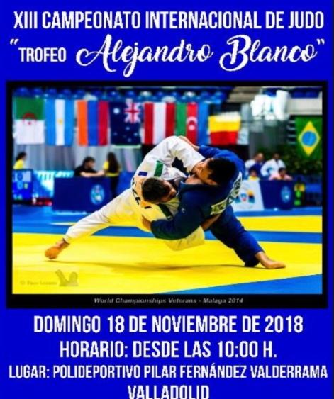 "Copa de España senior ""Trofeo Alejandro Blanco"""