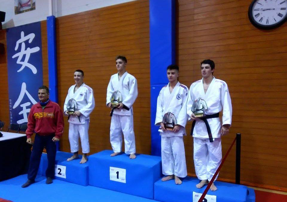 Open Nacional de Judo suelo Junior y Senior