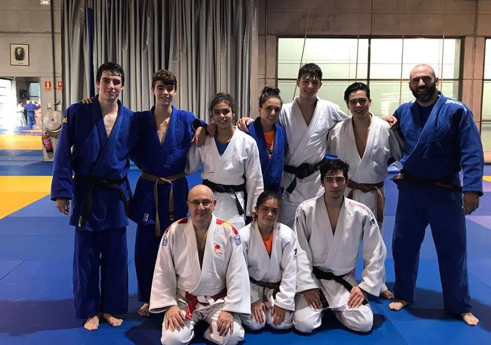 Ultimo entrenamiento federativo del año