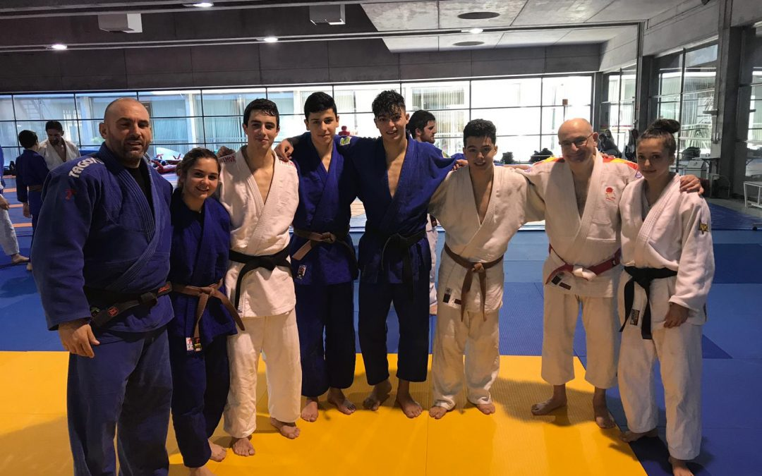 Primer entrenamiento federadivo del 2019