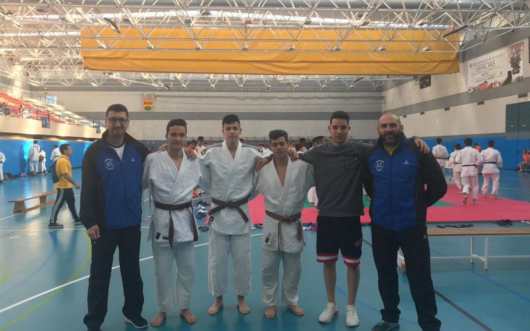 III Torneo de Judo Carlos Arroyo