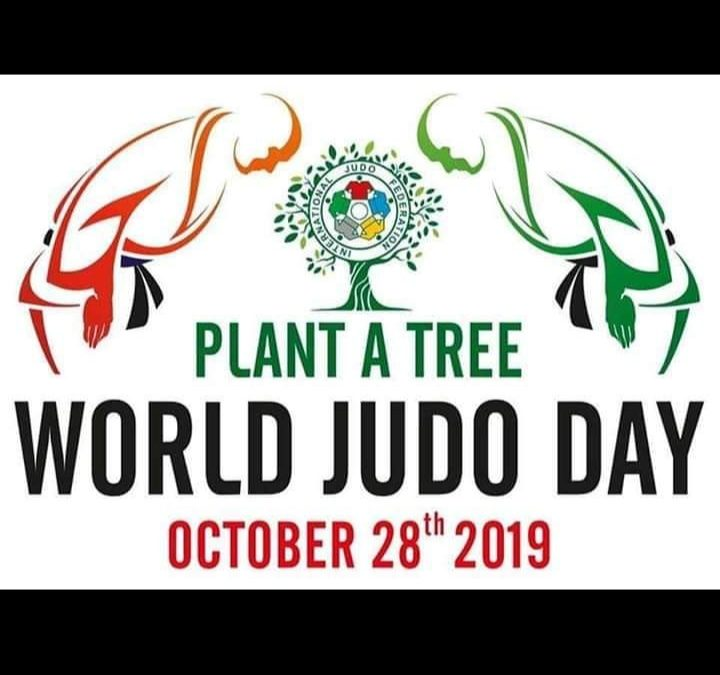 Hoy es el dia Mundial del Judo