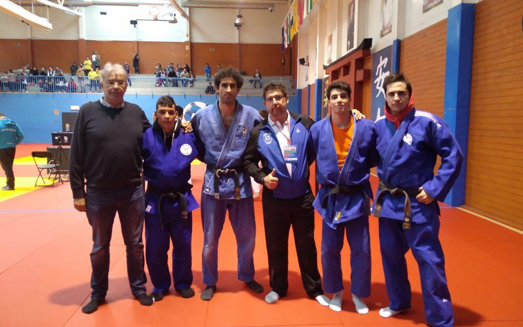 Primera jornada de la Liga de Judo Autonómica