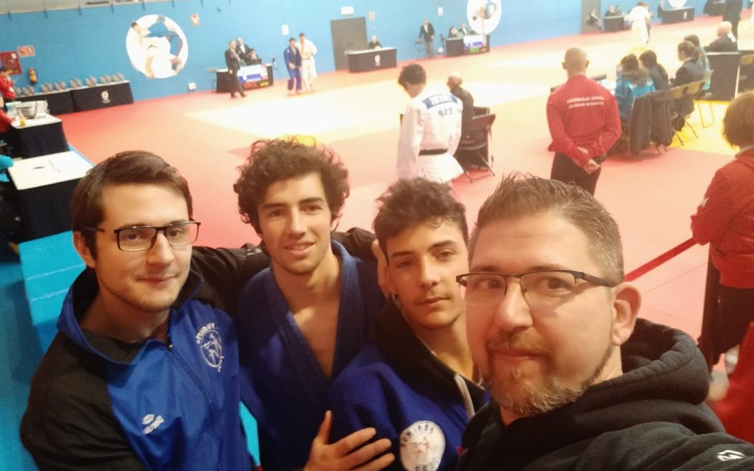 Campeonato de Madrid Junior 2020